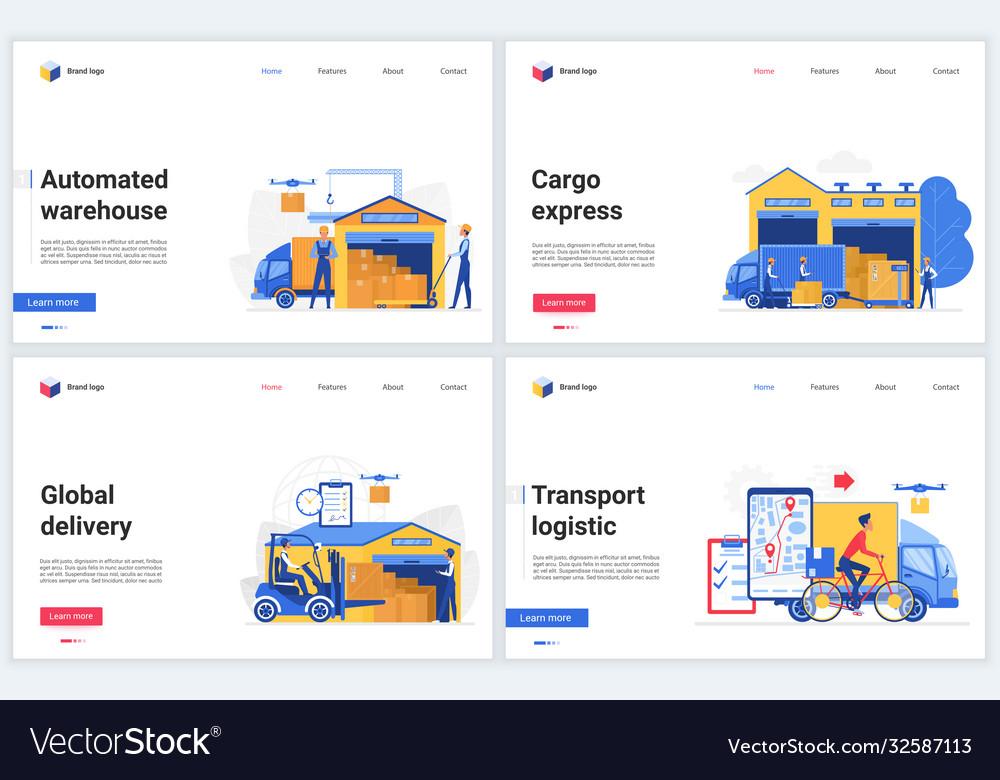 Warehouse technology website