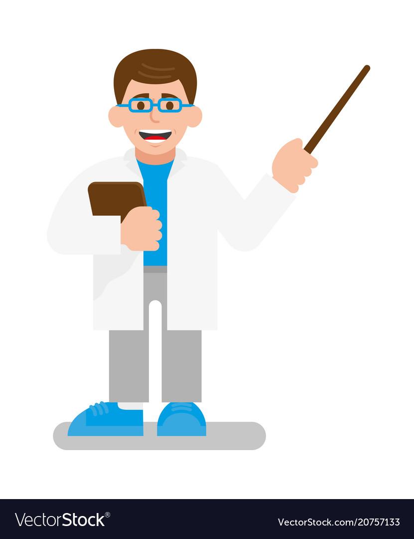 Doctor teacher