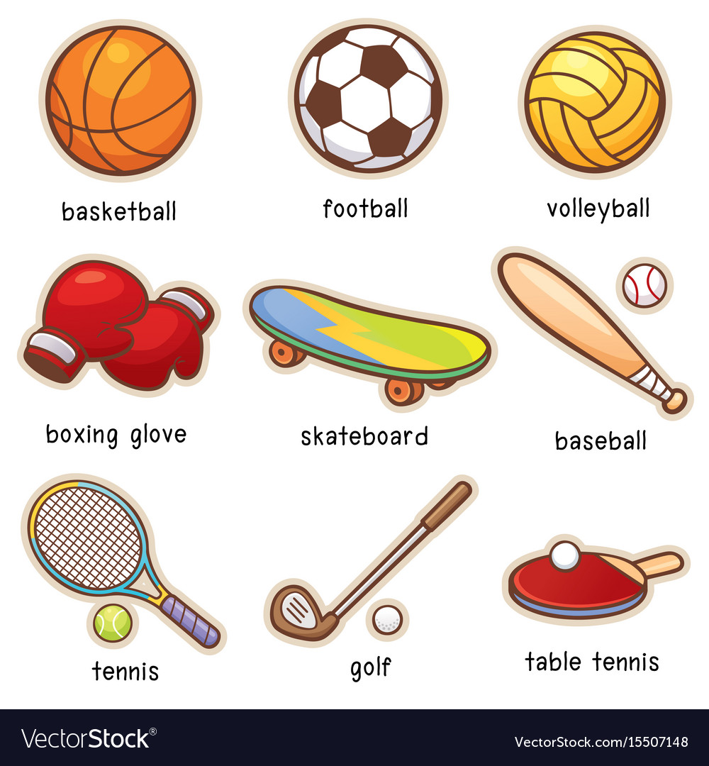 Sports equipment for