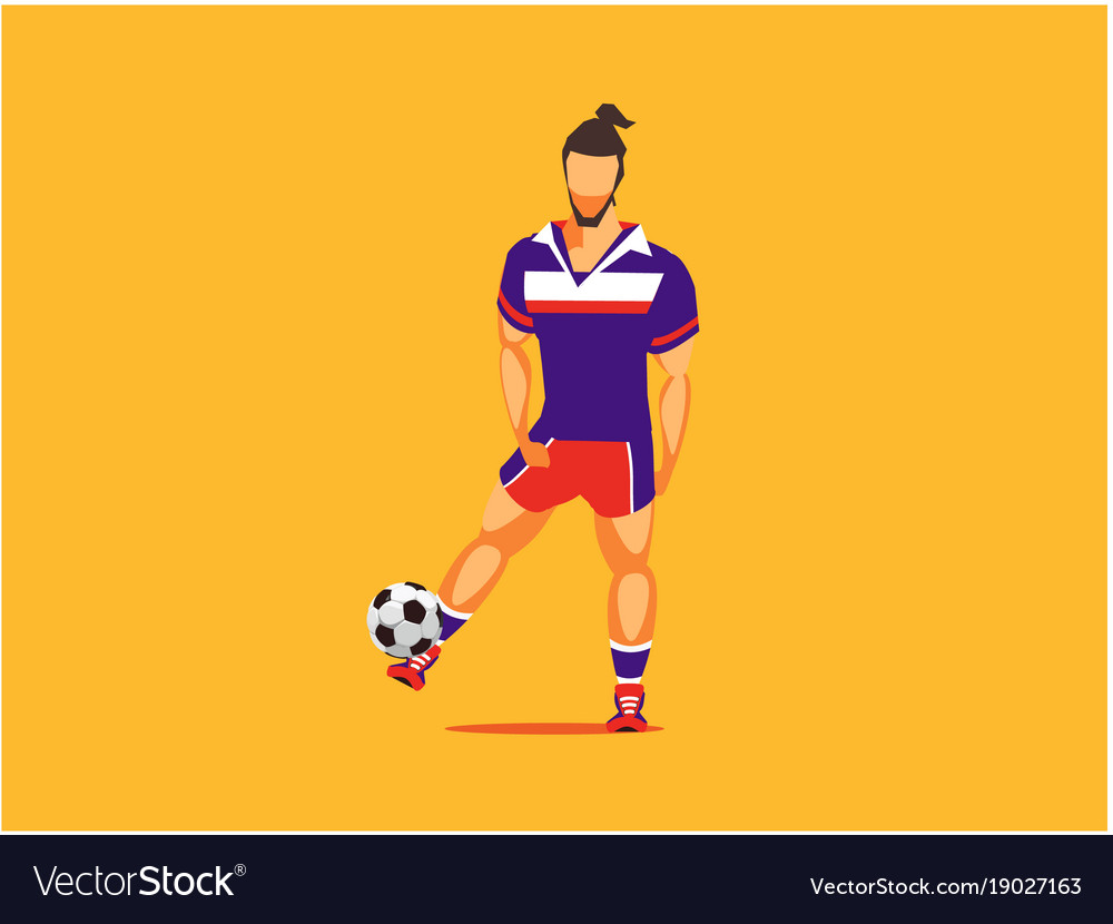 Soccer player sports