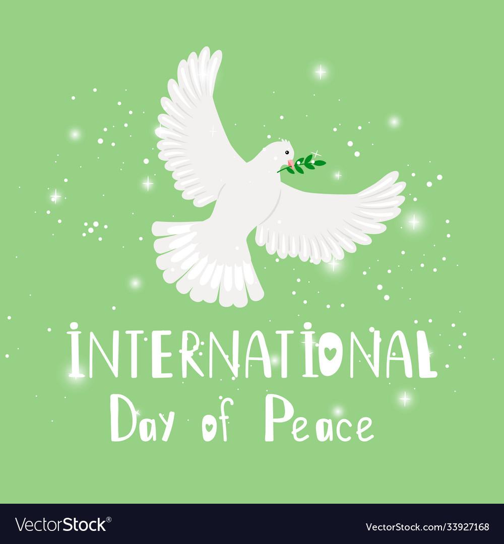 Bird peace