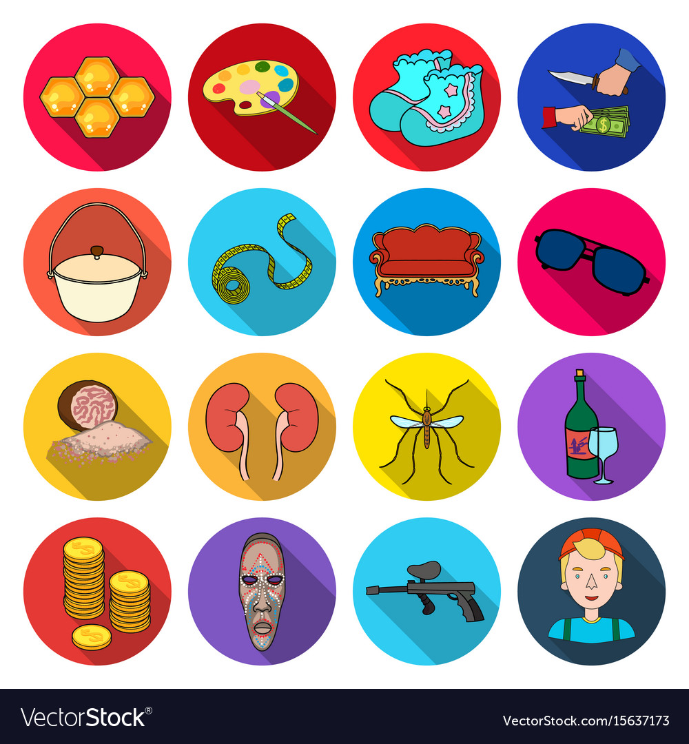 Textile arts entertainment and other web icon in vector image