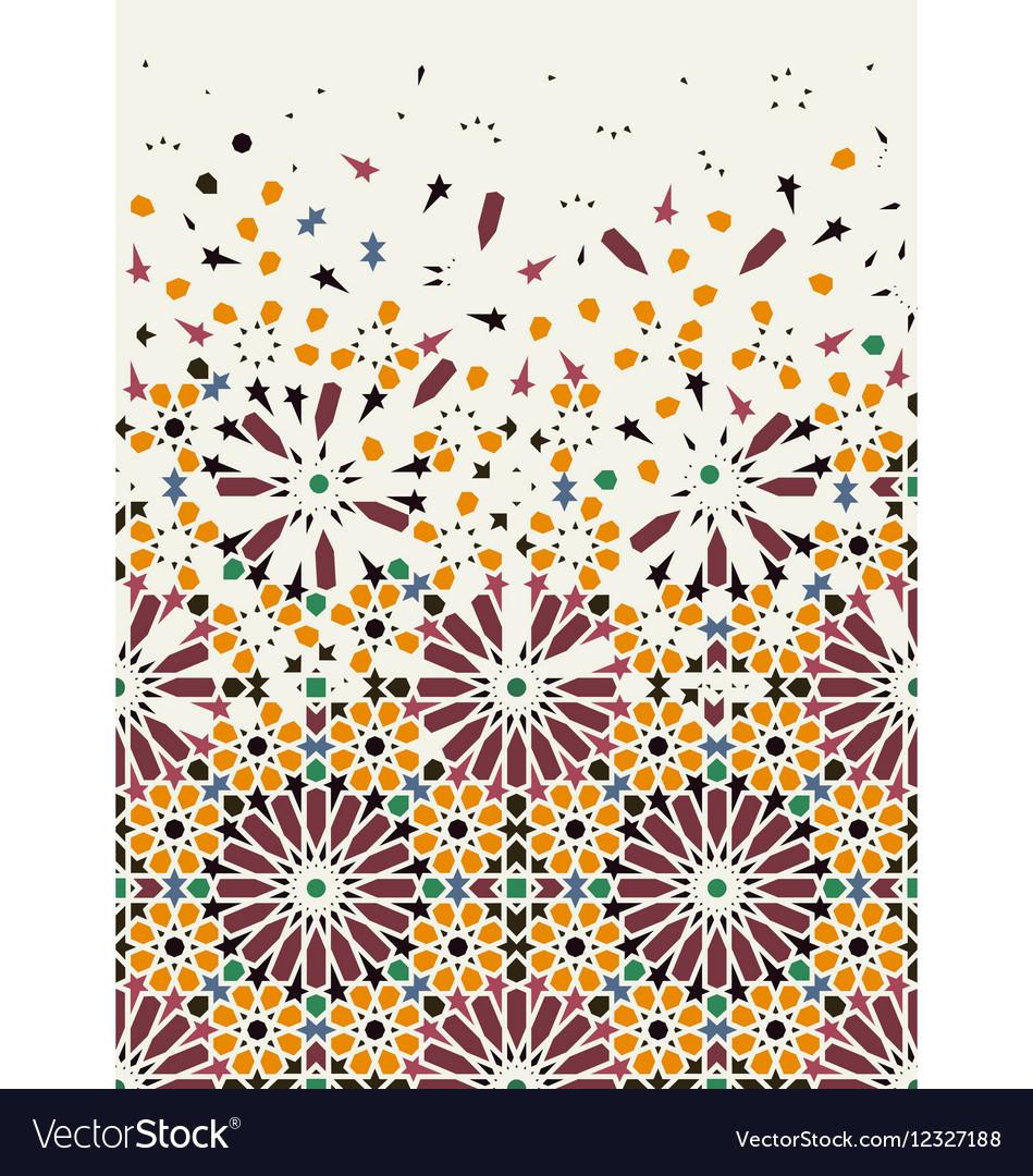 Arab pattern