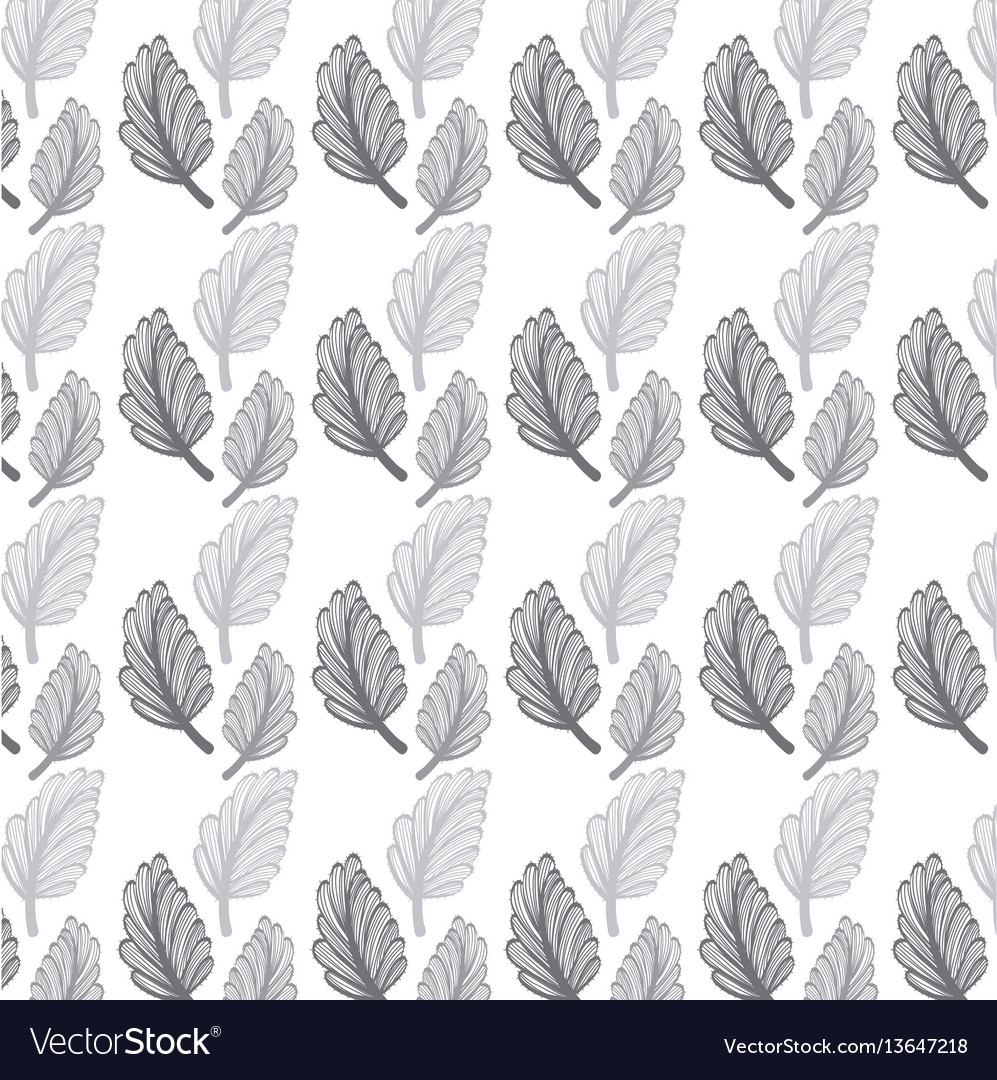Rustic leaves background icon