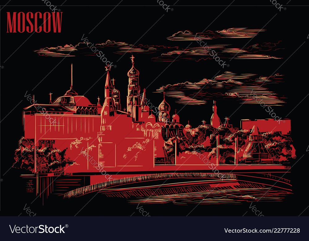 Black-red moscow-1