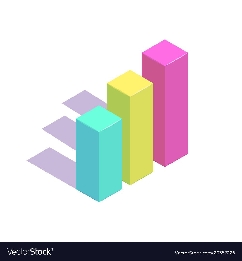 Isometric simple icon concept