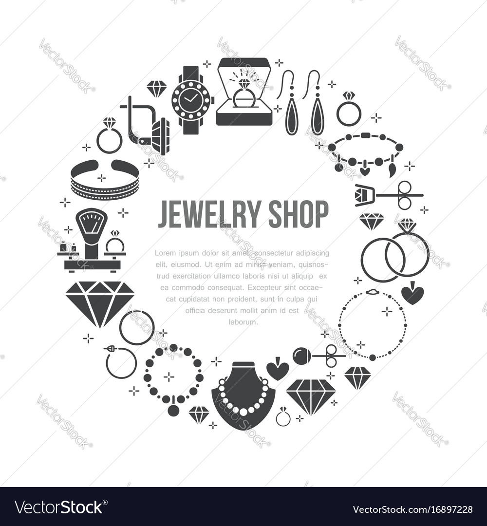 diamond vector royalty shop jewelry free accessories banner image