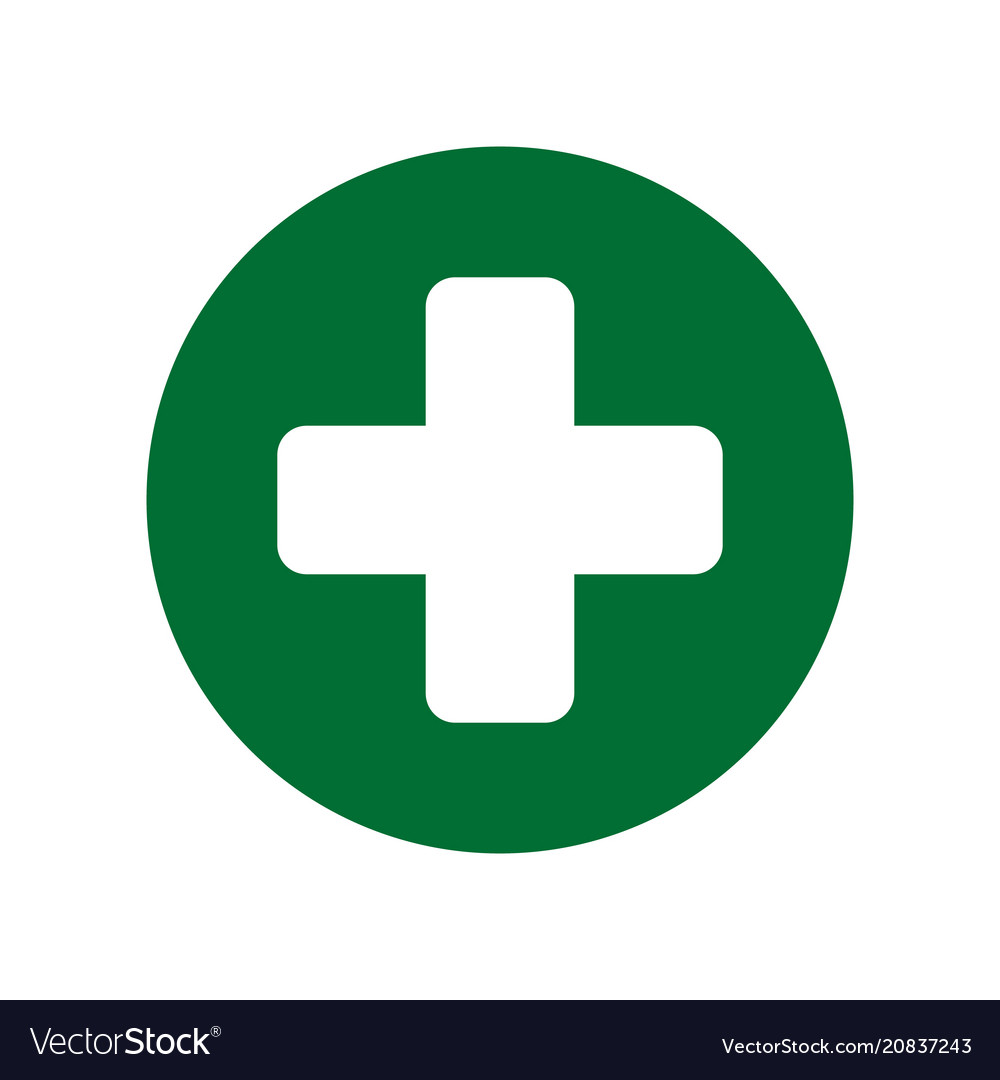 Cross medical symbol