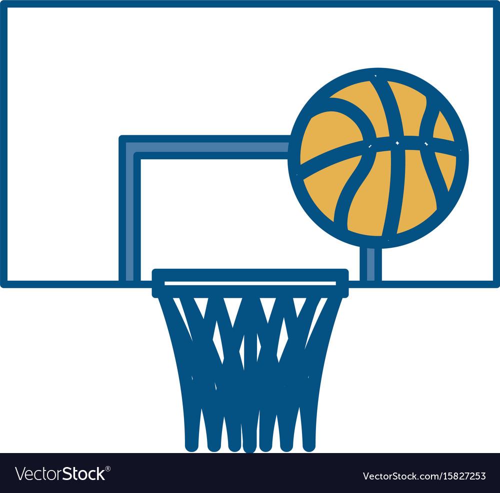 Sports equipments design vector image