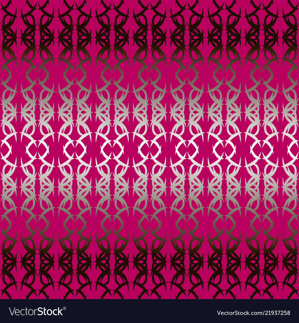 Seamless burgundy red abstract geometric pattern