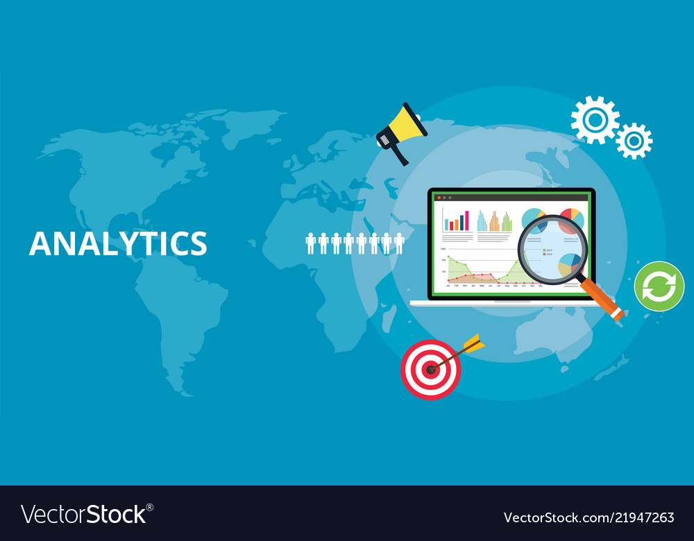 Website web apps analytics technology report