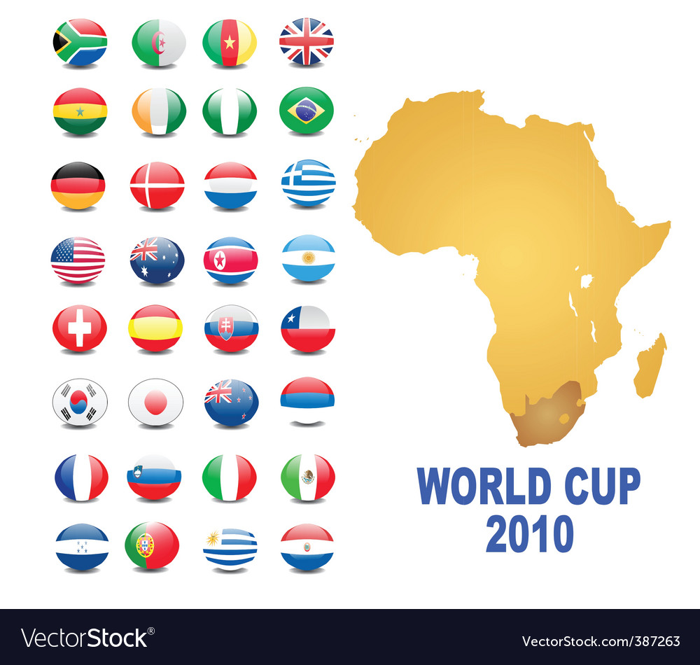 World cup background