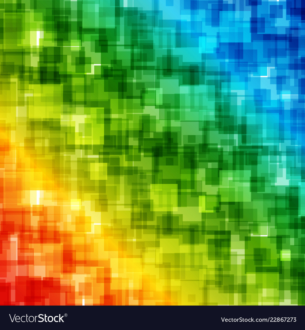 Abstract geometric squares lines background