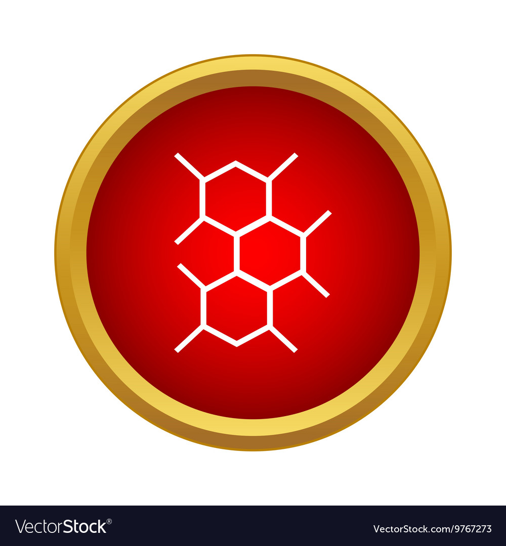 Cells icon simple style