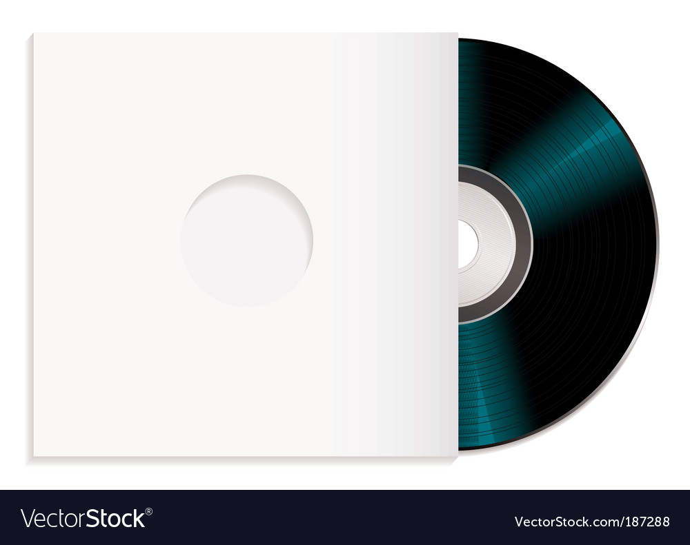 Shiny cd and case