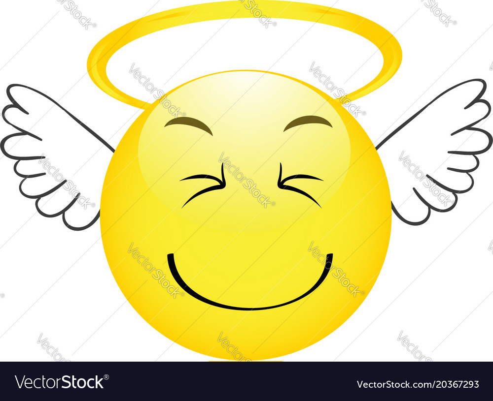 Angel smiley code