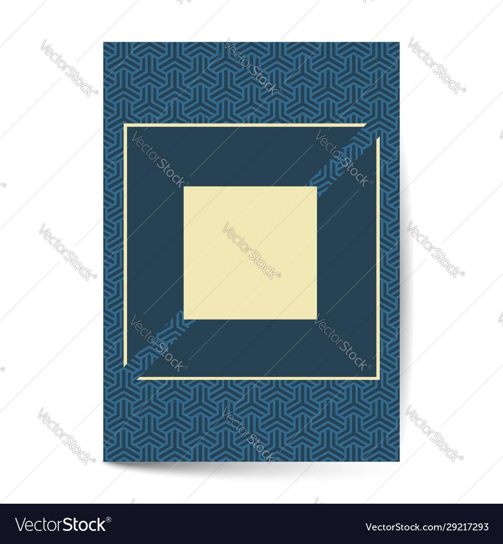 Luxury premium menu designfinancial annual report