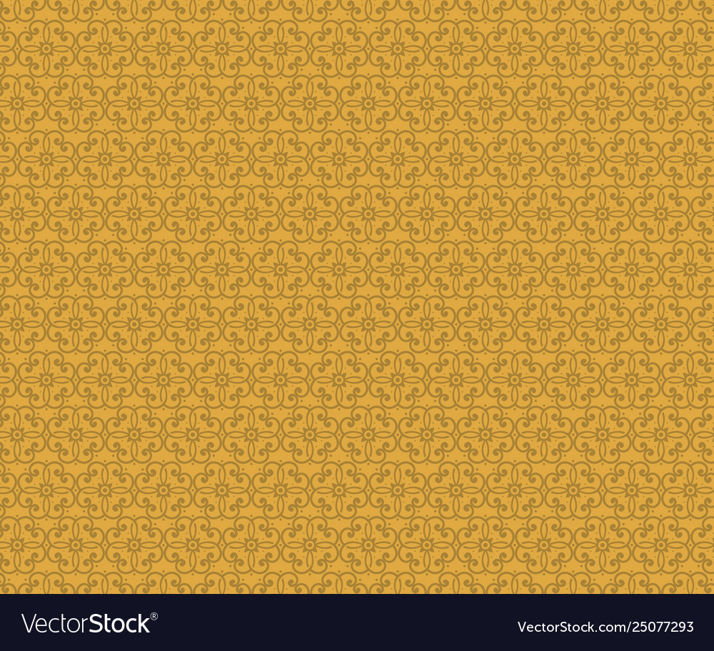 Ornament background gold