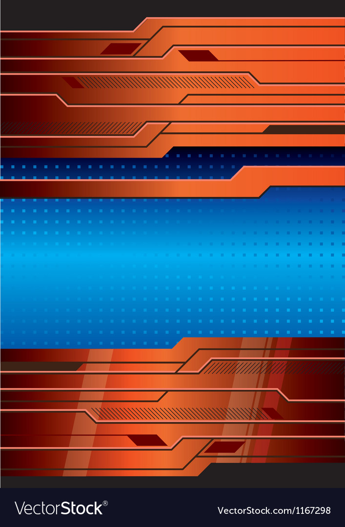 Abstract 25 vector image