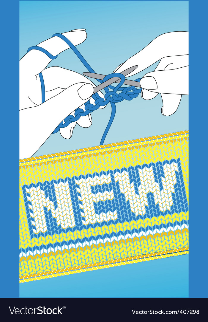 Knit new