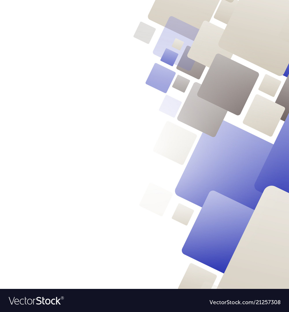 Abstract geometric seamless color background