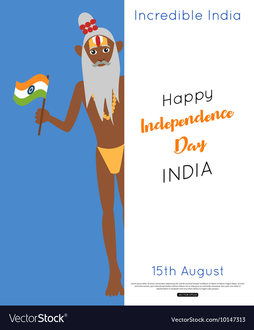 India independence day poster