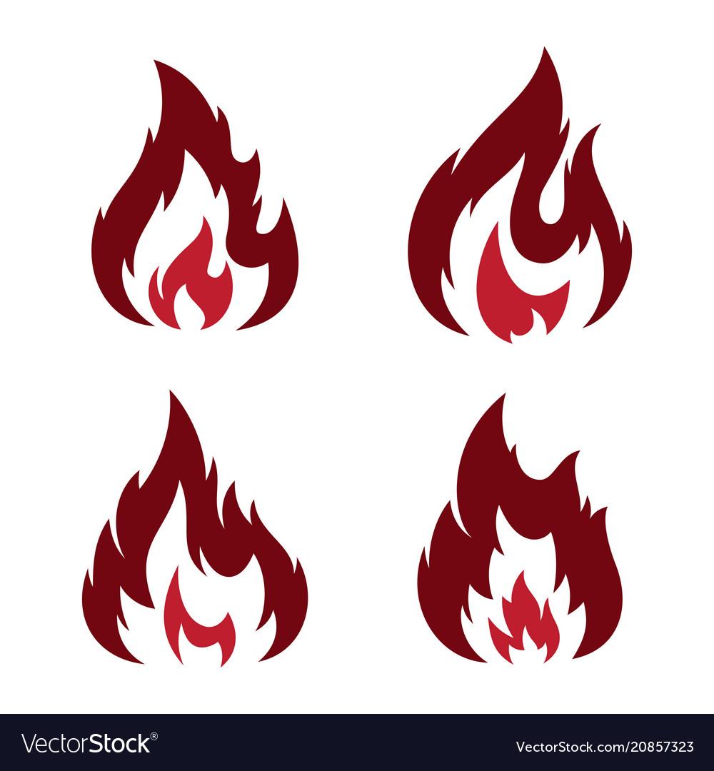 Set flame