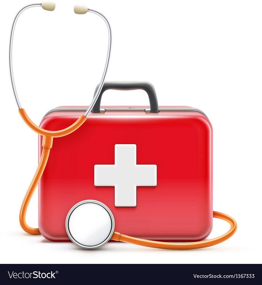 Healthcare concept vector image