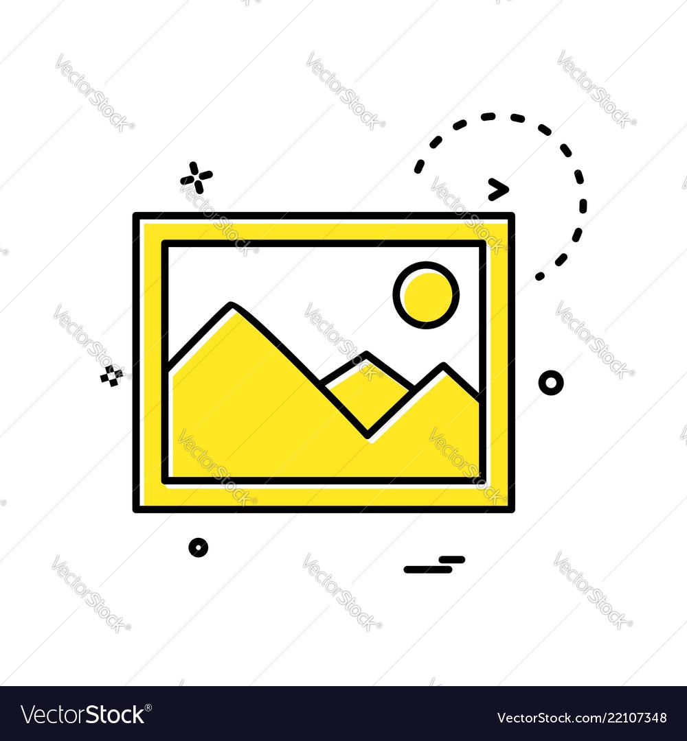 Gallery icon design