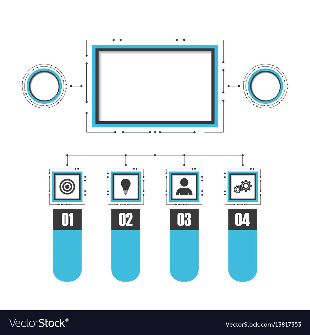 493modern square infographi