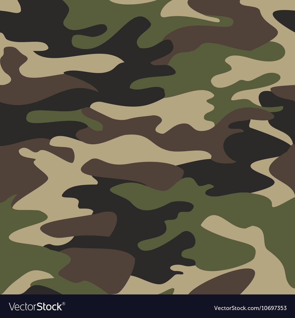 Army Camo Pattern Amazing Decoration