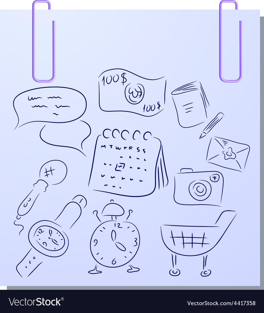 Sticker collection