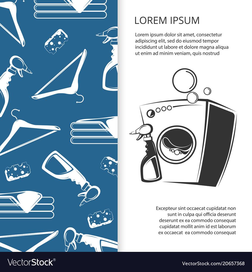 Cantik Desain Banner Laundry Kiloan - Erlie Decor