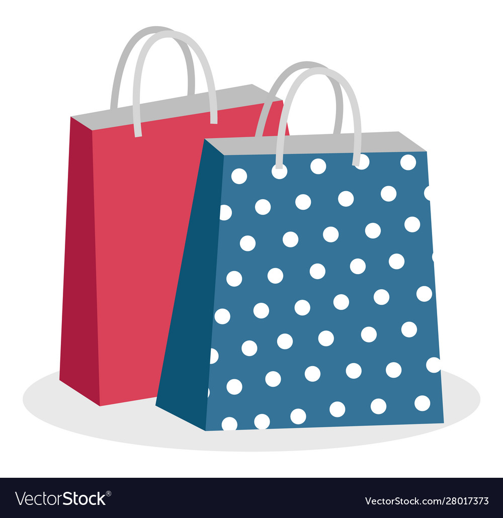 Handles Ping Packages Vector Image