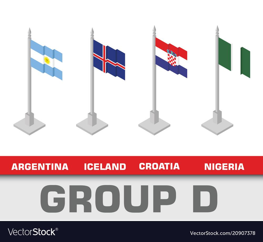 Soccer world championship tournament team d