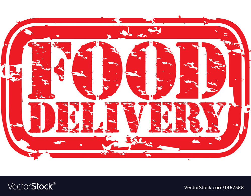Food delivery stamp