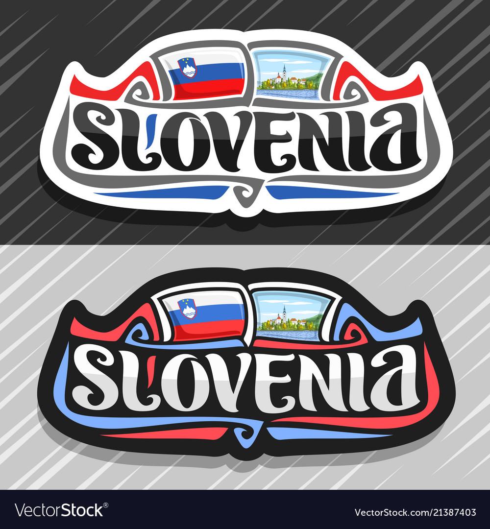 Logo for slovenia