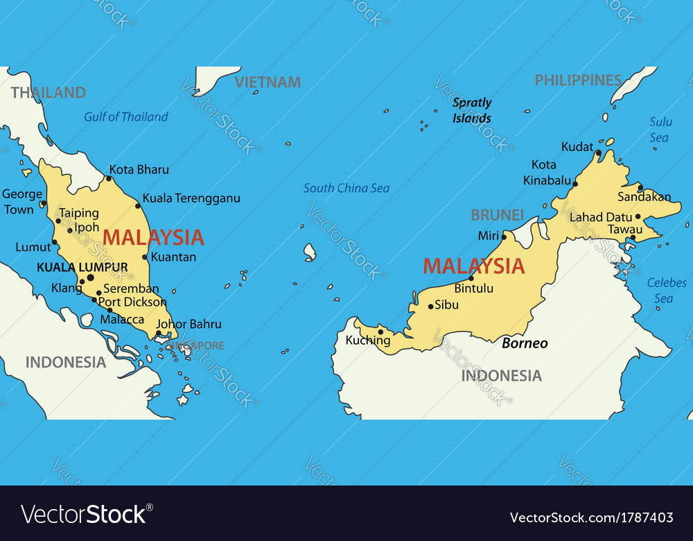 Malaysia - map on thailand map, selangor map, pacific islands map, holland map, china map, armenia map, iran map, phillipines map, united kingdom map, japan map, sarawak map, chile map, singapore on map, world map, ukraine map, ireland map, europe map, kota kinabalu map, yemen map, australia map, cyprus map, french polynesia map, georgia map,