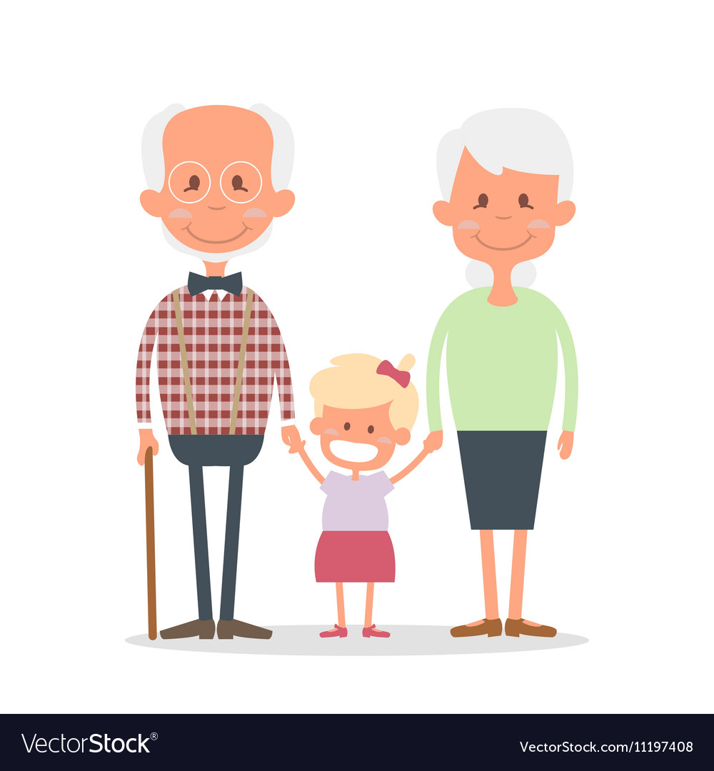 Senior people happy leisure time with