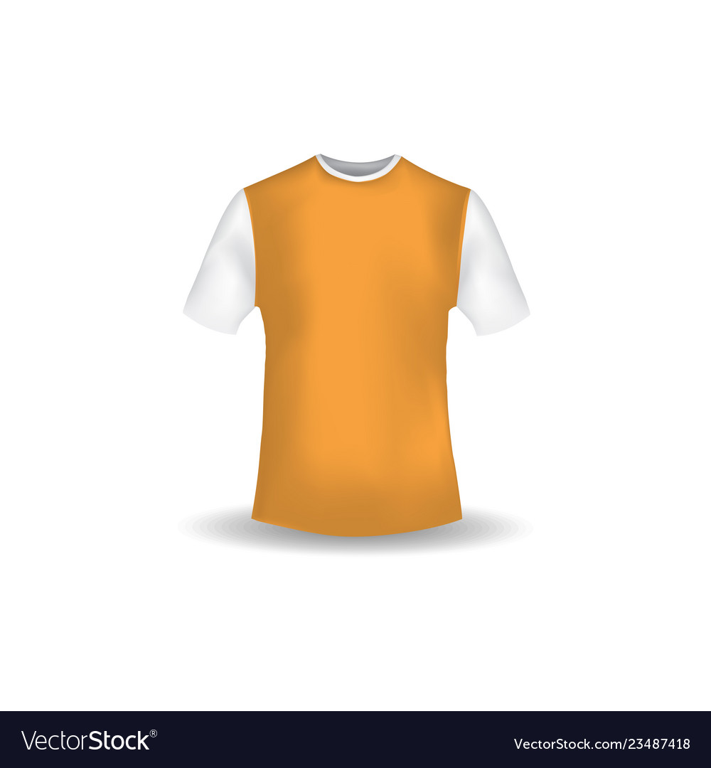 T shirt mockup design template