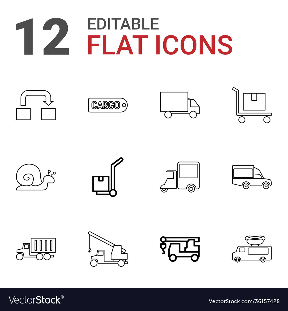 12 moving icons