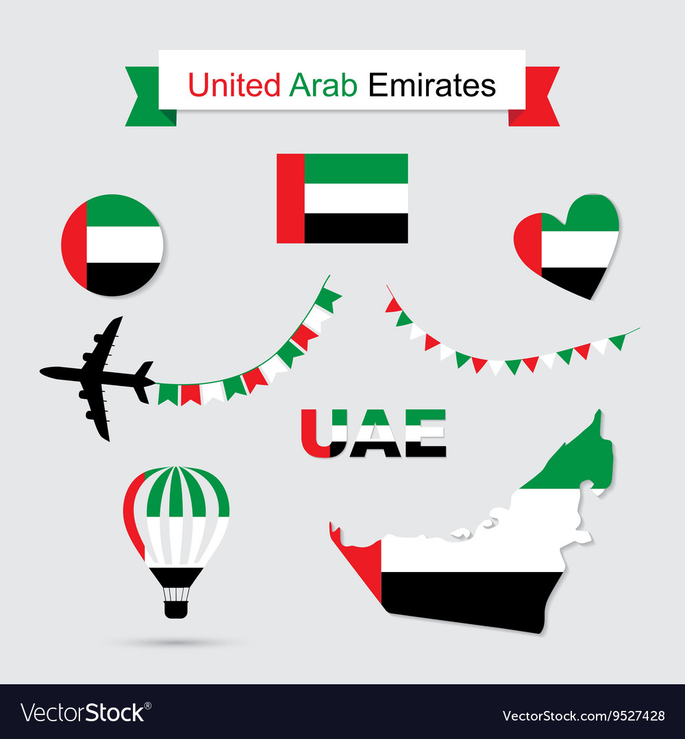 United Arab Emirates symbols