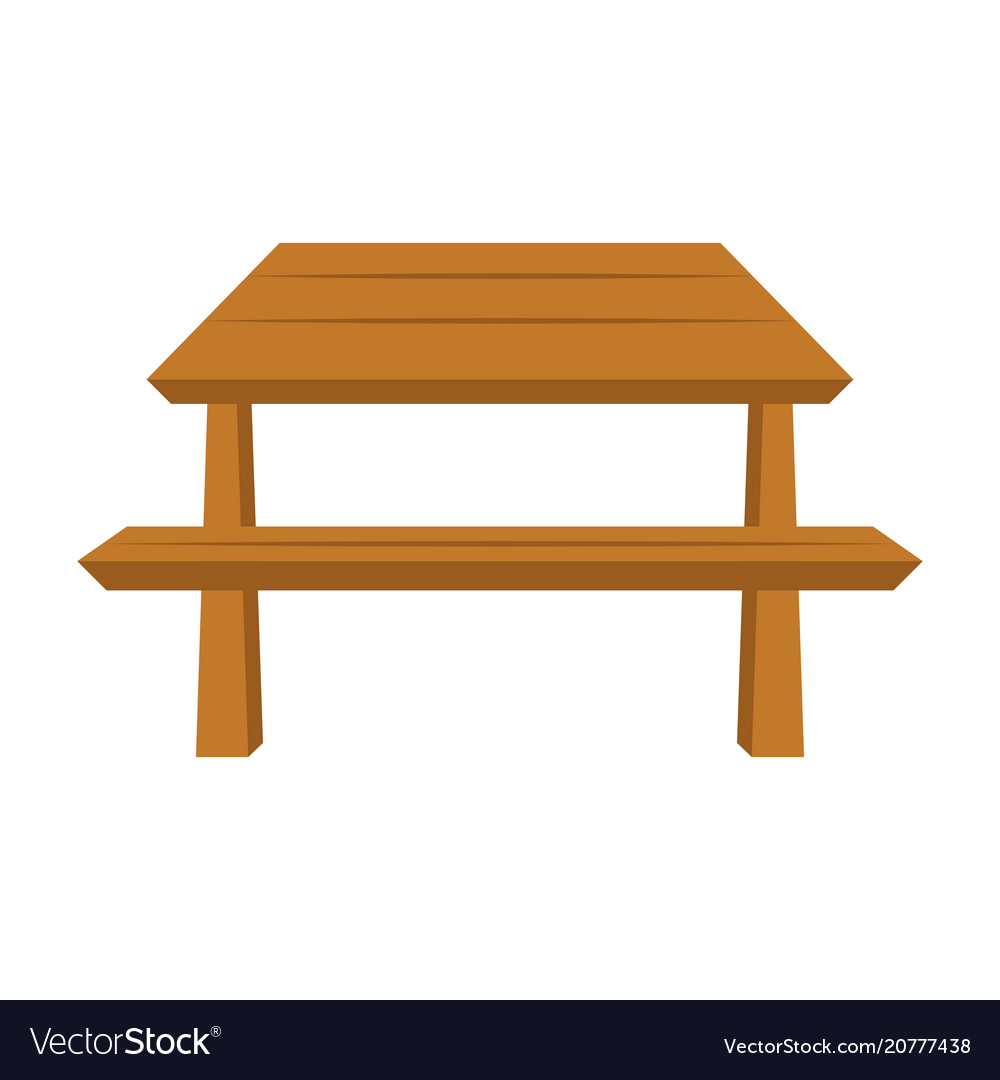 Fine Isolated Picnic Table Icon Squirreltailoven Fun Painted Chair Ideas Images Squirreltailovenorg