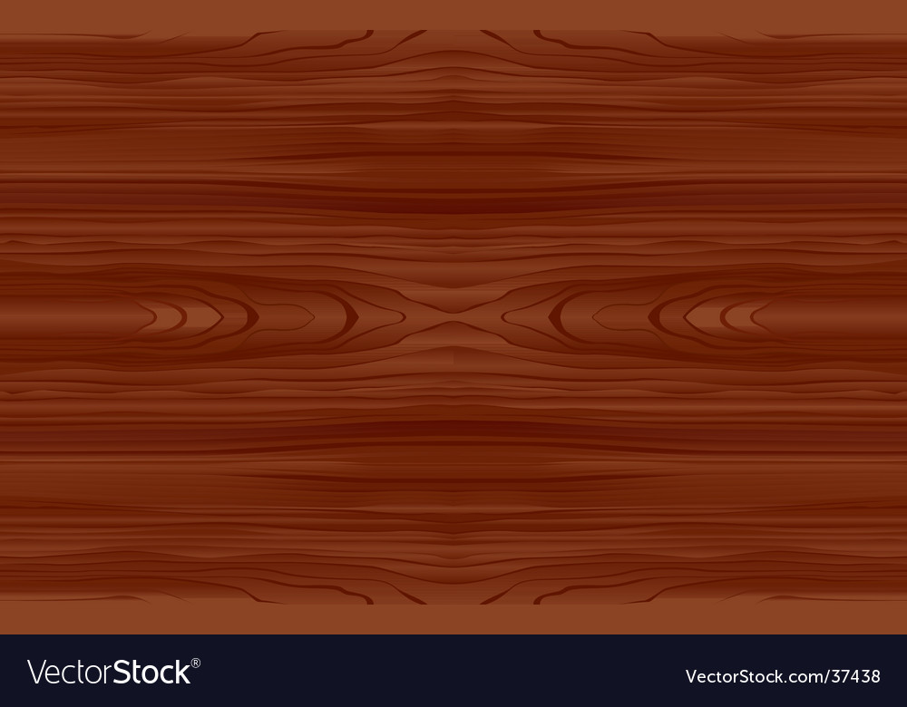 Seamless wood pattern tile vector image