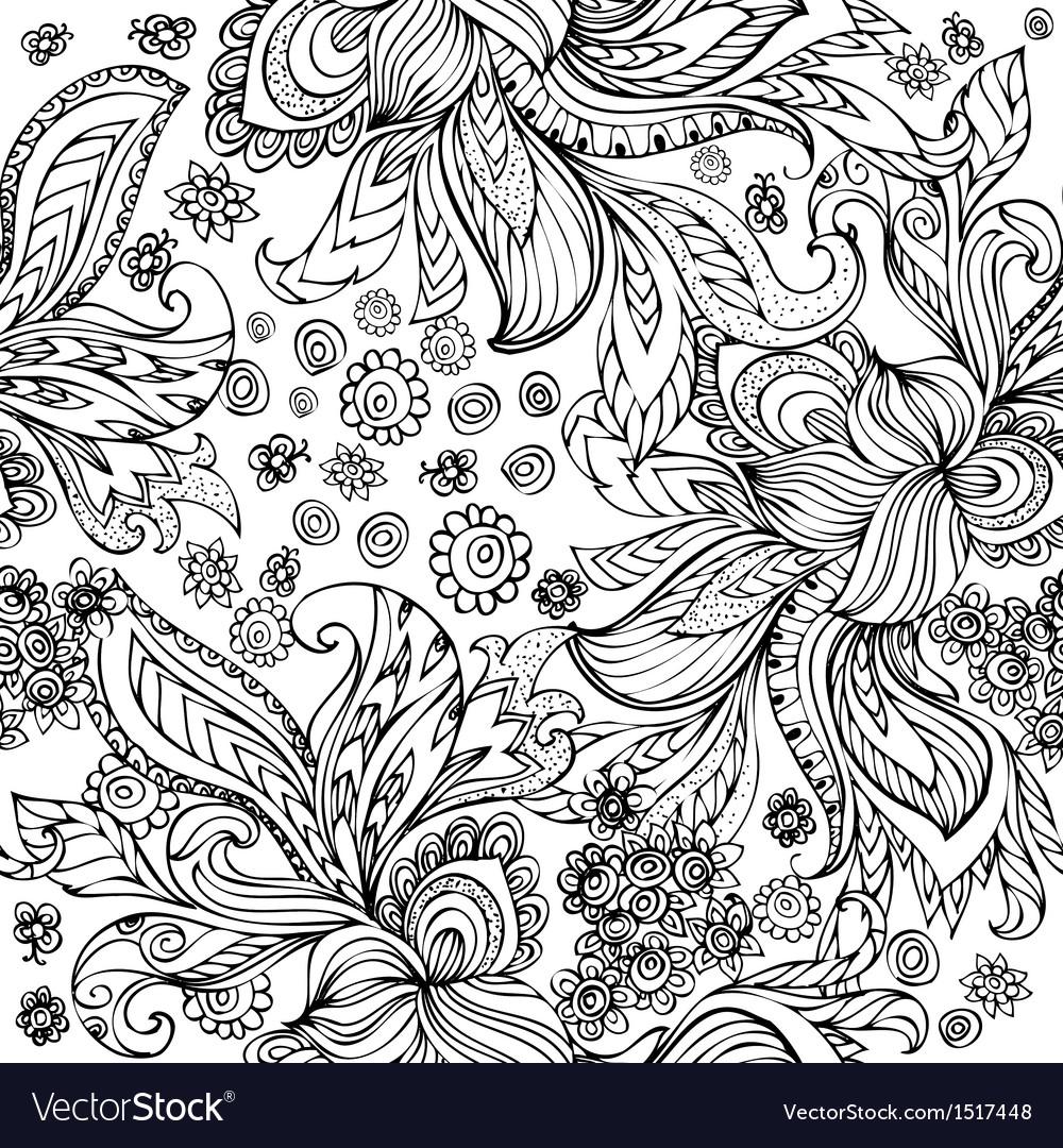 Doodle seamless