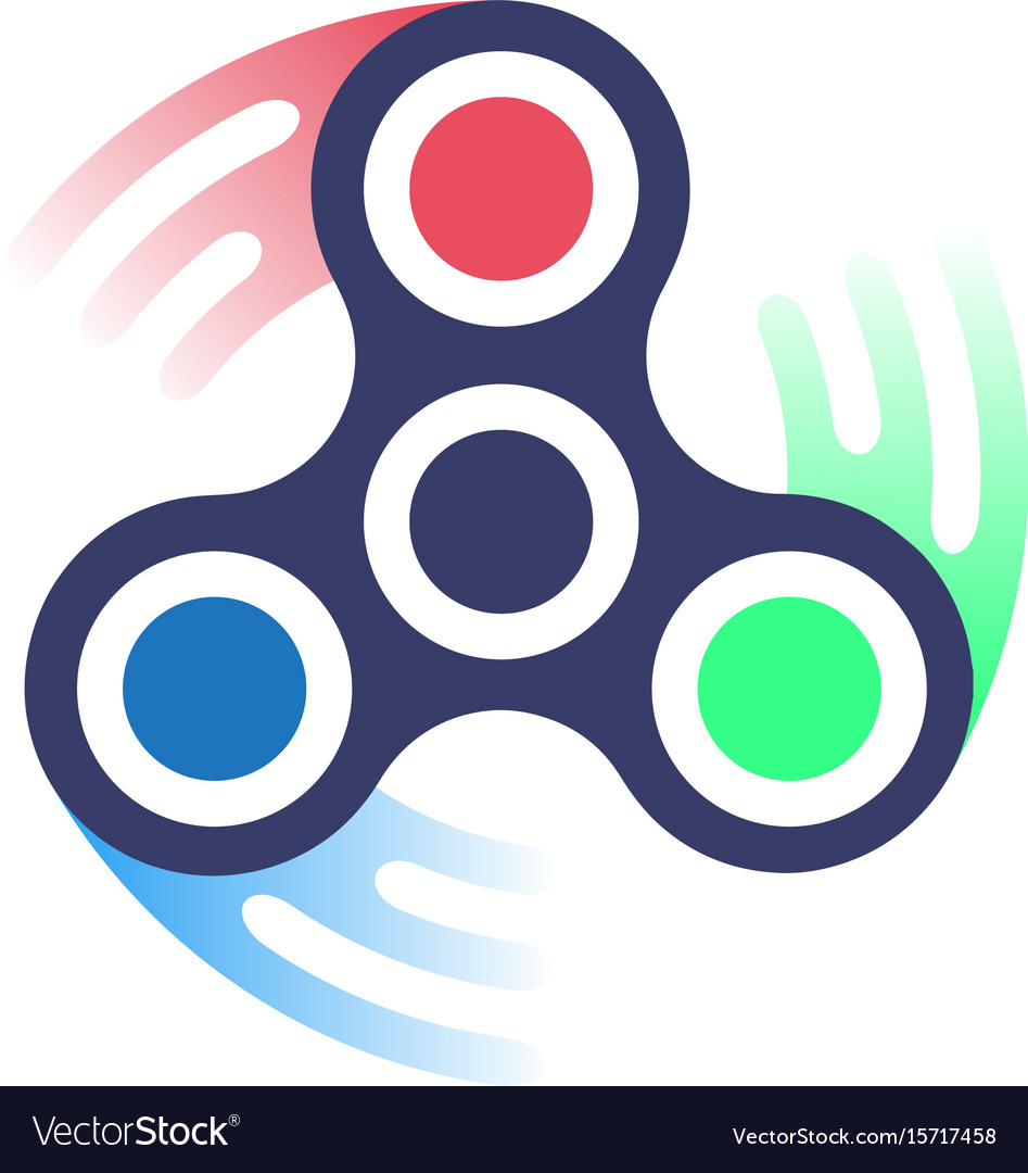 Spinner icon simple style
