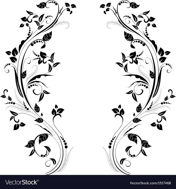 Foliate frame