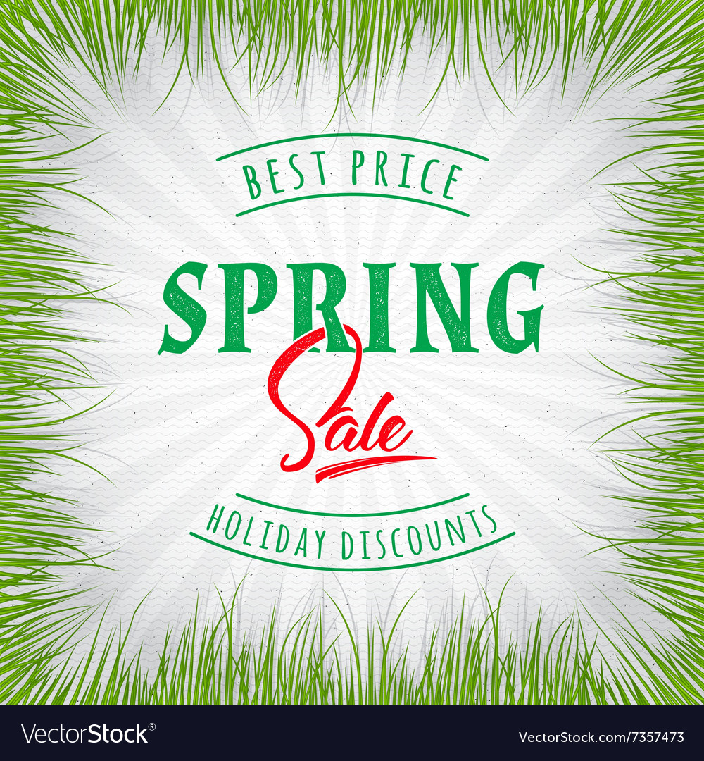 Big Sale spring insignia and labels for any use