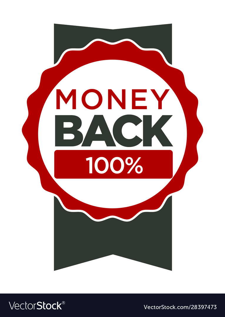 Special shopping offer money back guarantee