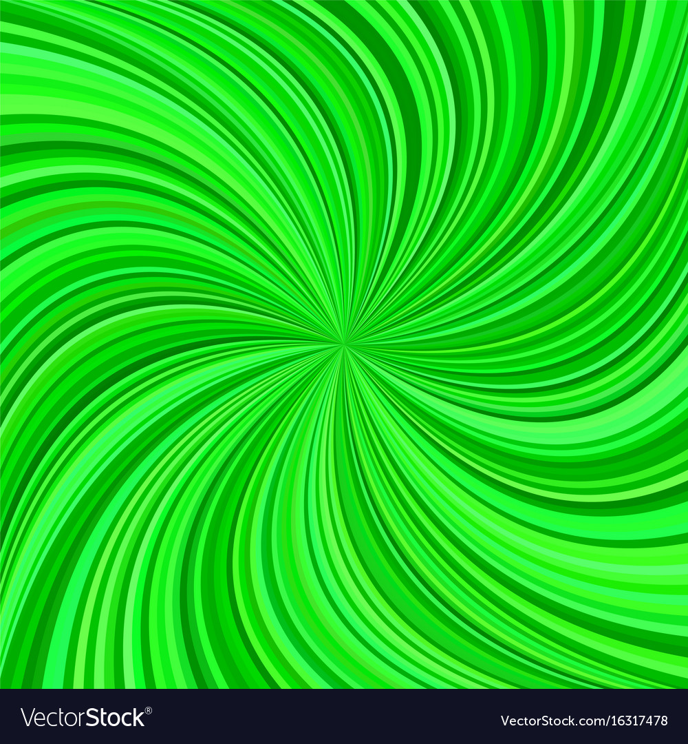 Abstract spiral ray background - design